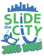 Slide the city Logo